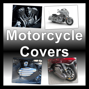 Motorcycle Chrome Covers and Accents