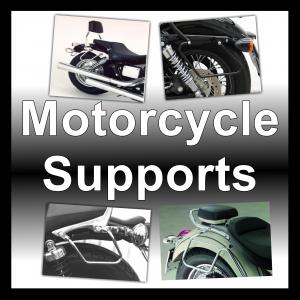 Motorcycle Saddlebag Supports