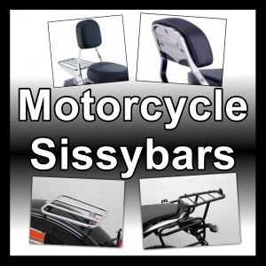 Motorcycle Sissybars and racks